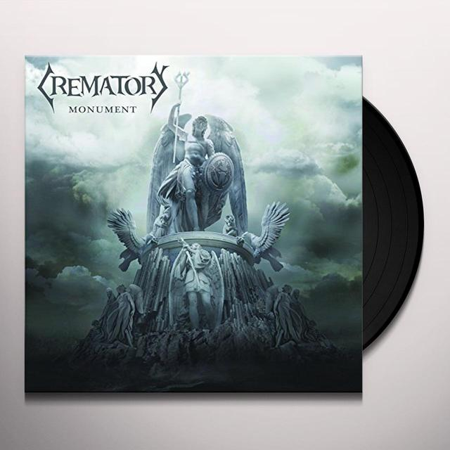 Crematory MONUMENT Vinyl Record - UK Release