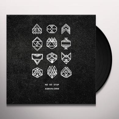 NO GO STOP AGBARA ORIN Vinyl Record