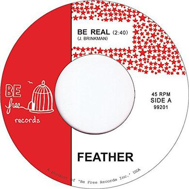 Feather BE REAL Vinyl Record