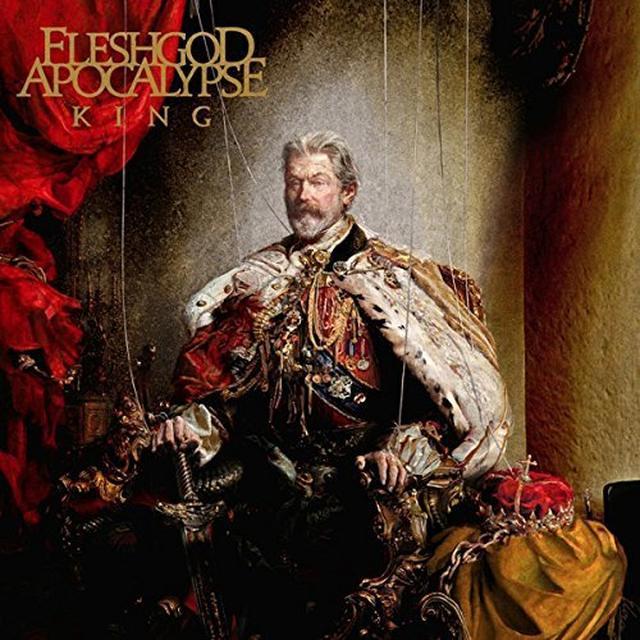 FLESHGOD APOCALPYSE KING Vinyl Record - UK Import