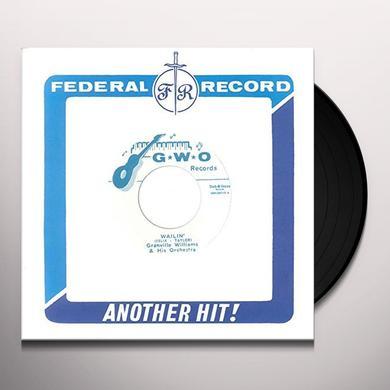 Granville Williams & His Orchestra WAILIN Vinyl Record - UK Import