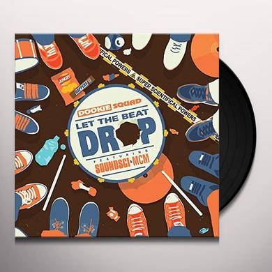 DOOKIE SQUAD LET THE BEAT DROP / HUNGRY RAPPERS Vinyl Record - UK Import