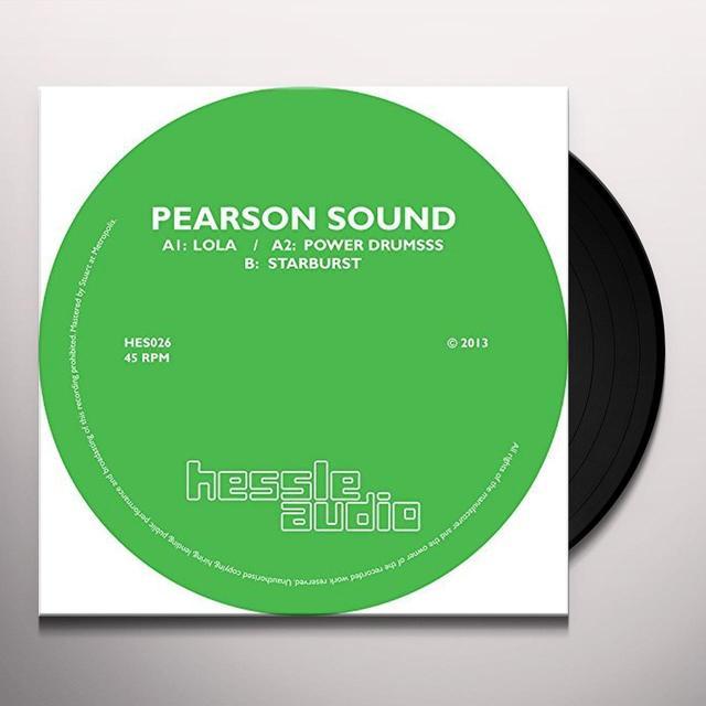 Pearson Sound