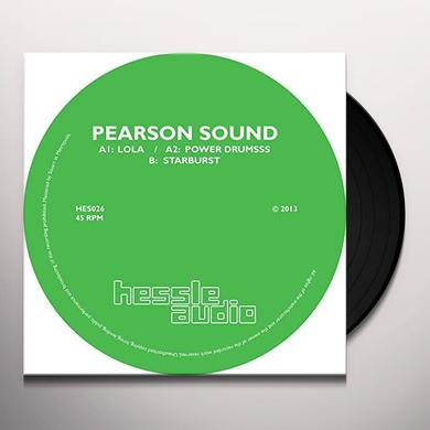 Pearson Sound STARBURST (EP) Vinyl Record - UK Import