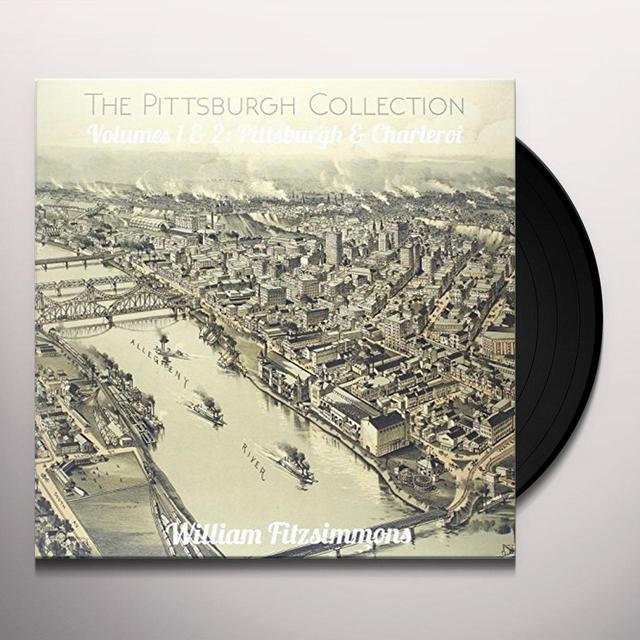 William Fitzsimmons PITTSBURGH COLLECTION Vinyl Record