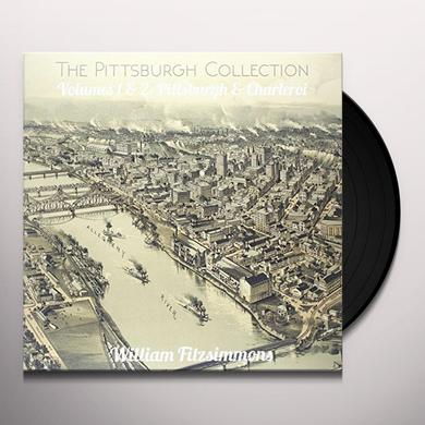William Fitzsimmons PITTSBURGH COLLECTION Vinyl Record - UK Import