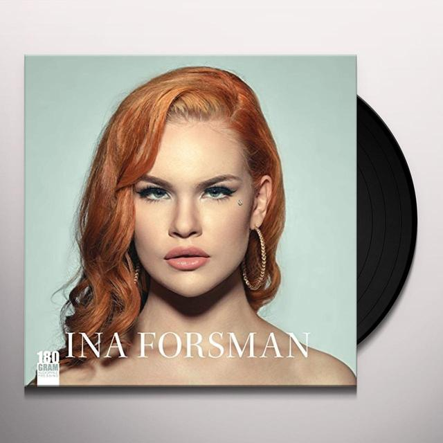 INA FORSMAN Vinyl Record - UK Import