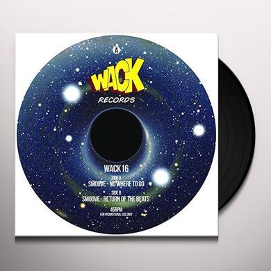 Smoov-E WACK16 Vinyl Record - UK Import