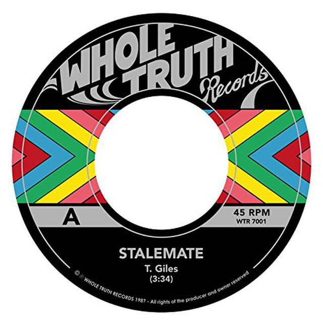 The Whole Truth STALEMATE Vinyl Record