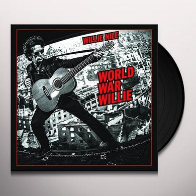 Willie Nile WORLD WAR WILLIE Vinyl Record