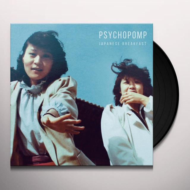 Japanese Breakfast PSYCHOPOMP Vinyl Record