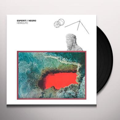 ESPIRIT! / NEGRO HERACLITO (SPLIT) Vinyl Record