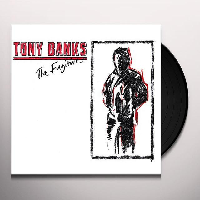 Tony Banks FUGITIVE Vinyl Record