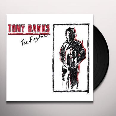 Tony Banks FUGITIVE Vinyl Record - 180 Gram Pressing