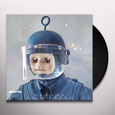 Fatima Al Qadiri BRUTE Vinyl Record