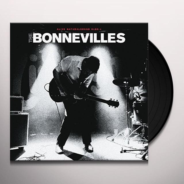 BONNEVILLES ARROW PIERCE MY HEART Vinyl Record