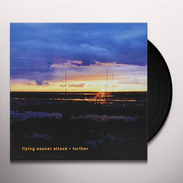 Flying Saucer Attack FURTHER Vinyl Record