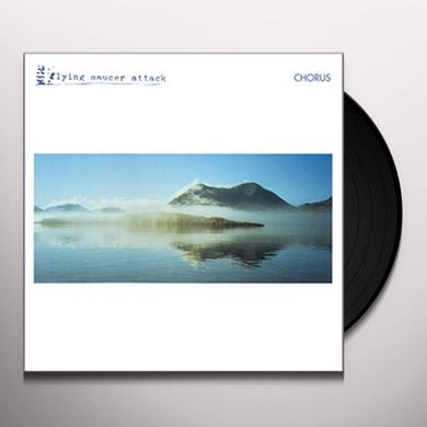 Flying Saucer Attack CHORUS Vinyl Record