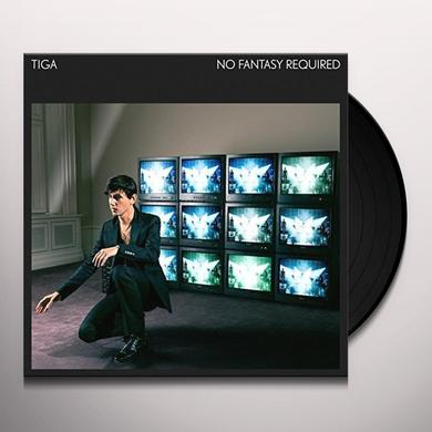 Tiga NO FANTASY REQUIRED Vinyl Record