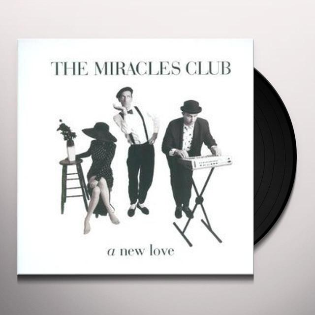 Miracles Club NEW LOVE Vinyl Record