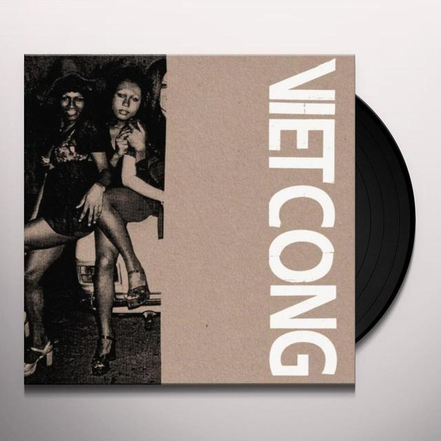 Viet Cong CASSETTE Vinyl Record