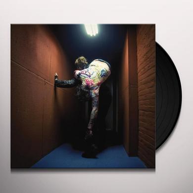 Pete Swanson PUNK AUTHORITY Vinyl Record