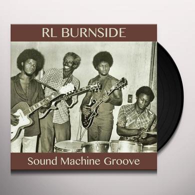 R.L. Burnside SOUND MACHINE GROOVE Vinyl Record