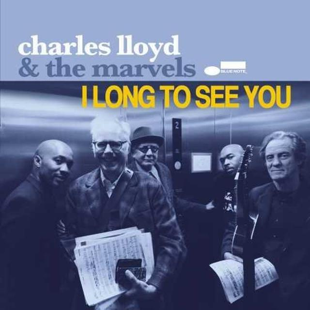 Charles Lloyd & The Marvels I LONG TO SEE YOU Vinyl Record