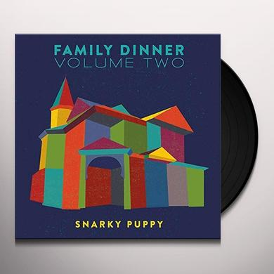 Snarky Puppy FAMILY DINNER 2 (W/DVD) Vinyl Record - 180 Gram Pressing