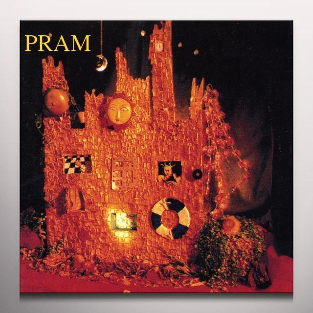 Pram HELIUM Vinyl Record - Colored Vinyl, 180 Gram Pressing