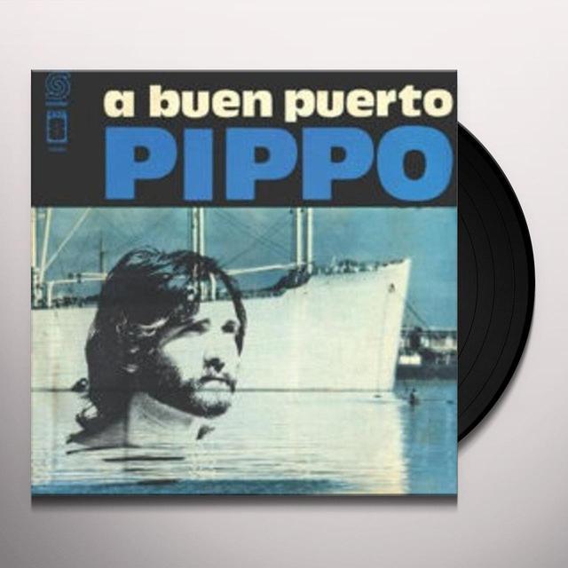 Pippo Spera A BUEN PUERTO Vinyl Record