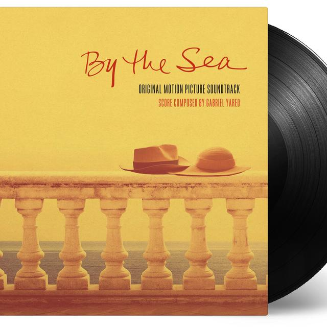 Gabriel Yared BY THE SEA Vinyl Record - Gatefold Sleeve, 180 Gram Pressing