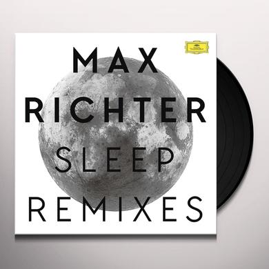 Max Richter SLEEP REMIXES Vinyl Record