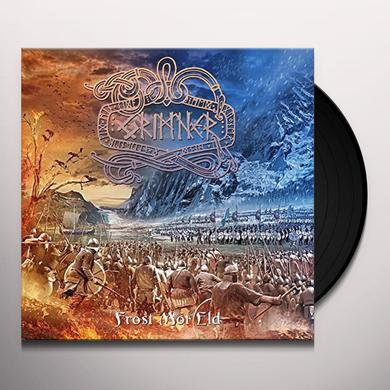 GRIMNER FROST MOT ELD Vinyl Record