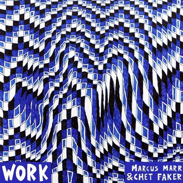 Marcus Marr / Chet Faker WORK Vinyl Record