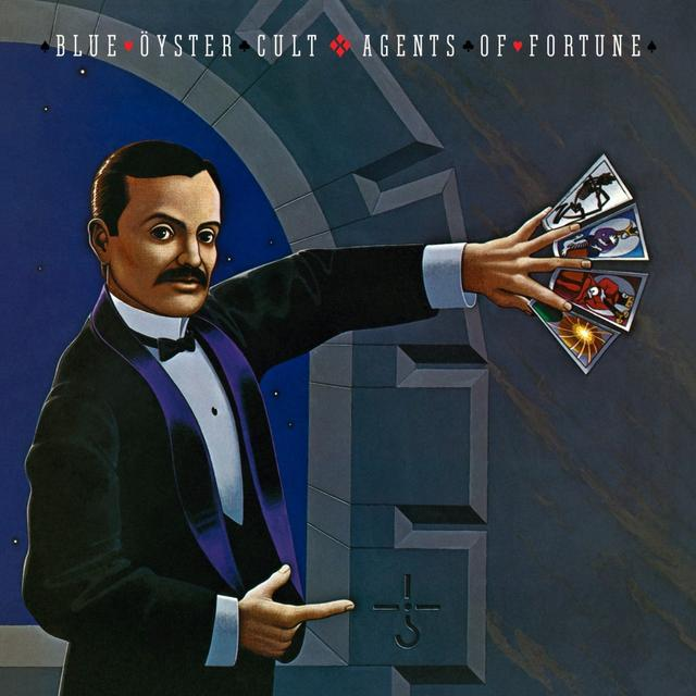 Blue Oyster Cult AGENTS OF FORTUNE-40TH ANNIVERSARY EDITION Vinyl Record - Gatefold Sleeve