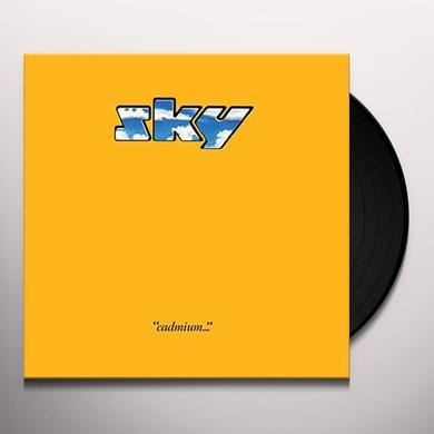Sky CADMIUM Vinyl Record - Gatefold Sleeve