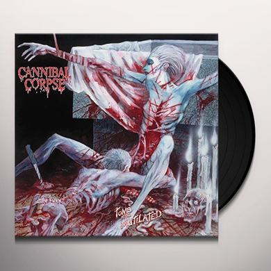 Cannibal Corpse TOMB OF THE MUTILATED Vinyl Record