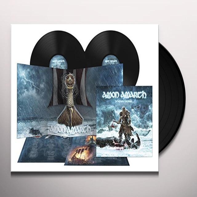 Amon Amarth JOMSVIKING Vinyl Record - Gatefold Sleeve