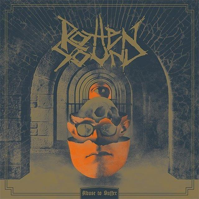 Rotten Sound ABUSE TO SUFFER Vinyl Record