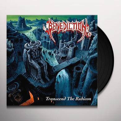 Benediction TRANSCEND THE RUBICON Vinyl Record