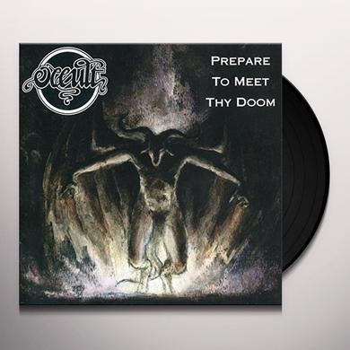 Occult PREPARE TO MEET THEY DOOM Vinyl Record