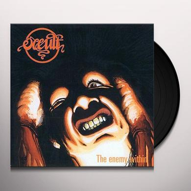 Occult ENEMY WITHIN Vinyl Record