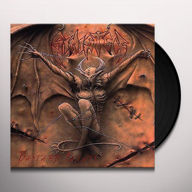 Sinister BASTARD SAINTS Vinyl Record