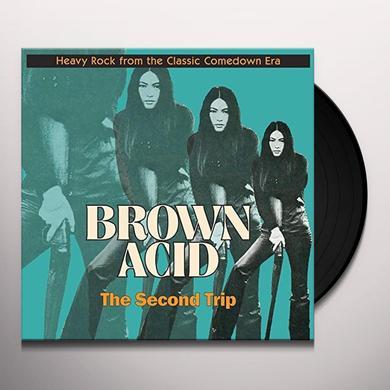 BROWN ACID: SECOND TRIP / VARIOUS Vinyl Record
