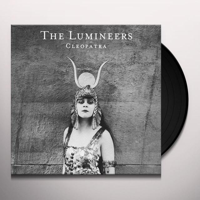 The Lumineers CLEOPATRA Vinyl Record