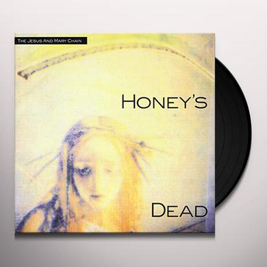 The Jesus and Mary Chain HONEY'S DEAD Vinyl Record