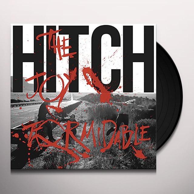 The Joy Formidable HITCH Vinyl Record - Gatefold Sleeve