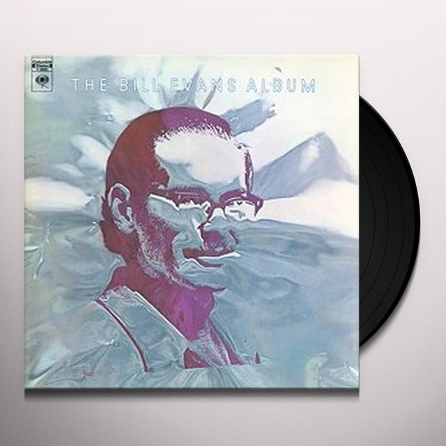 BILL EVANS ALBUM Vinyl Record - 180 Gram Pressing