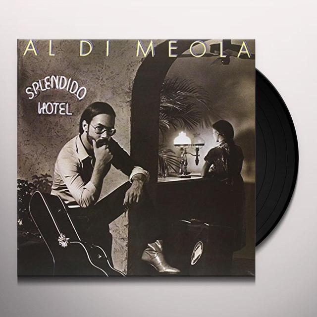 Al Di Meola SPLENDIDO HOTEL Vinyl Record